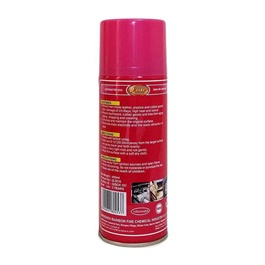 7cF Dashboard Leather & Tyre Wax 450ml - Strawberry-SehgalMotors.Pk