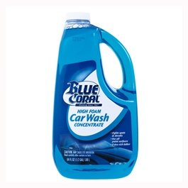 Blue Coral High Foam Car Wash 1.89L | Car Shampoo | Car Cleaning Agent | Car Care Product | Glossy Touch Shampoo | Mirror Like Shine-SehgalMotors.Pk