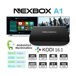 Android Octa Core Smart TV Box - NexBox A1-SehgalMotors.Pk