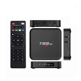 Android Quad Core Smart Tv Box - T95M-SehgalMotors.Pk