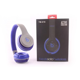 Beats Bluetooth Headphone - TM 019-SehgalMotors.Pk