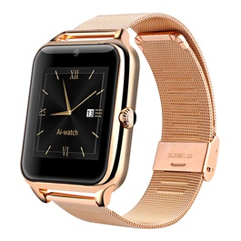 Premium Android Golden Smart Watch – Z50 | Smart Watch Phone Call Bluetooth Smart Watch | Wrist Watch | Advance Technology Watch | Android Watch-SehgalMotors.Pk