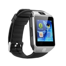 Premium Android Black Smart Watch - DZ09 | Smart Watch Phone Call Bluetooth Smart Watch | Wrist Watch | Advance Technology Watch | Android Watch-SehgalMotors.Pk