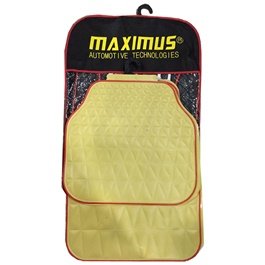 Floor Mat Beige Color - Universal-SehgalMotors.Pk