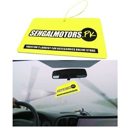 SehgalMotors.Pk Car Perfume Fragrance Card