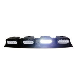 Jeep Heavy Duty Roof Light LED - 4 in 1-SehgalMotors.Pk