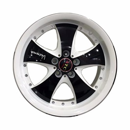 Alloy Rim ATC 100 PCD 5 Hole - 16 inches-SehgalMotors.Pk