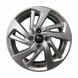 Alloy Rim EVO 100 PCD 4 Hole - 15 inches-SehgalMotors.Pk
