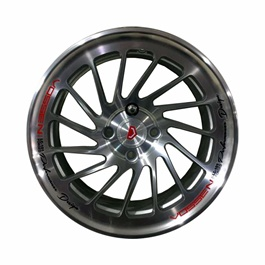 Alloy Rim Vossen 100 PCD 4 Hole - 15 inches-SehgalMotors.Pk