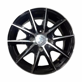 Suzuki Alloy Rim 100 PCD 4 Hole - 13 inches-SehgalMotors.Pk