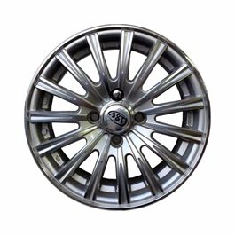 Alloy Rim 100 PCD 4 Hole - 13 inches-SehgalMotors.Pk