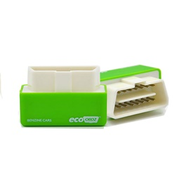 Car Eco OBD2 Economy Chip Tuning Box Green