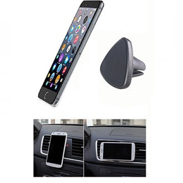 Triangular Magnet Mobile Holder-SehgalMotors.Pk