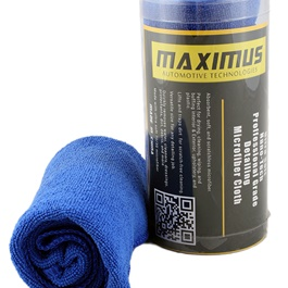 Maximus Professional Grade Microfiber Cloth - - Multi Color Mix Sizes| Scratchless Cleaning Without Box Packing | Soft Fibers | Compatible with Exterior and Interior | MoClean Production-SehgalMotors.Pk