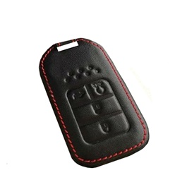Honda Civic Remote Cover 4 Button Leather - Model 2016-2019-SehgalMotors.Pk