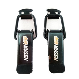 Mugen Car Fender Clips Universal to Hold Bumper and Fender-SehgalMotors.Pk