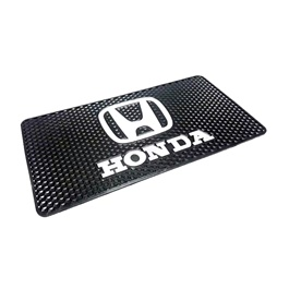 Honda Dashboard Non Slip Mat White - Large-SehgalMotors.Pk