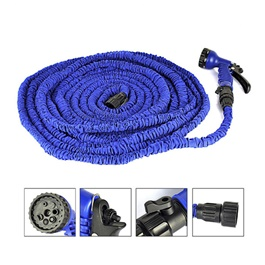Car Washer Pipe Blue Color - 100-FT
