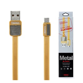 Remax Data Cable Platinum Android - 1m