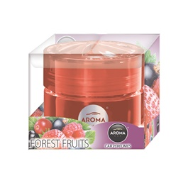 AROMA Car Gel Blister - Forest Fruits-SehgalMotors.Pk
