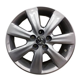 Alloy Rim Toyota 100 PCD 5 Hole - 15 inches-SehgalMotors.Pk