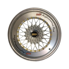 Alloy Rim BBS 100/114 PCD Price - 17 inches