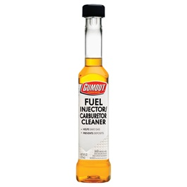 GUMOUT Fuel Injector Carburetor Cleaner – 177 ML-SehgalMotors.Pk