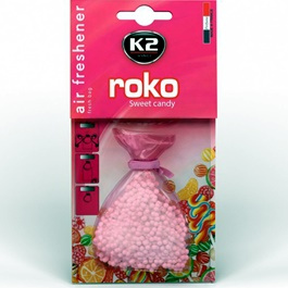 K2 Roko Sweet Candy Grill Car Perfume Fragrance - 20 G-SehgalMotors.Pk