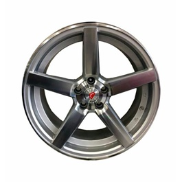 Alloy Rim Vossen 5 Hole 100 PCD - 17inches-SehgalMotors.Pk