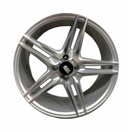 Alloy Rim 100 PCD 4 Hole - 17inches-SehgalMotors.Pk