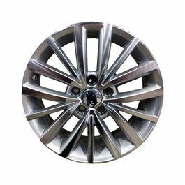 Alloy Rim 100 PCD 5 Hole - 15inches-SehgalMotors.Pk