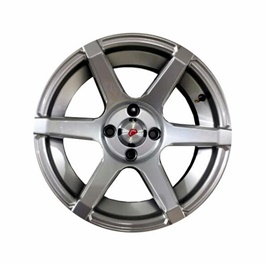 Alloy Rim 4 Hole - 15inches-SehgalMotors.Pk