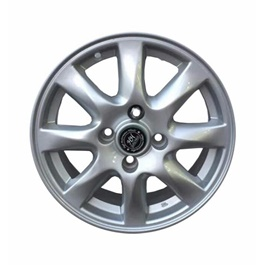 Premium Alloy Rim 100 PCD 4 Hole - 14inches-SehgalMotors.Pk