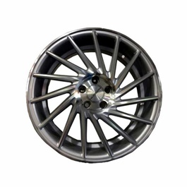 Alloy Rim 17 inches 100 PCD 5 Hole-SehgalMotors.Pk
