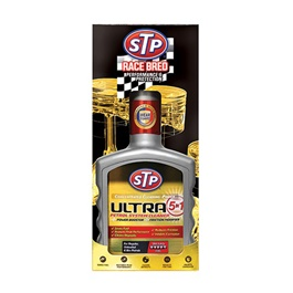 STP Ultra Petrol System Cleaner - 400 ML-SehgalMotors.Pk