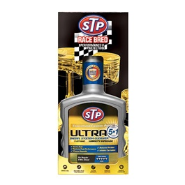 STP Ultra Diesel System Cleaner - 400 ML-SehgalMotors.Pk