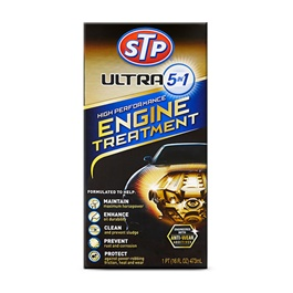 STP Ultra 5in1 Hi Performance Engine Treatment - 16oz-SehgalMotors.Pk