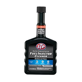 STP Super Concentrated Fuel Injector Black - 12 Oz-SehgalMotors.Pk