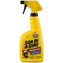 STP Son of Gun Protectant - 16 Oz-SehgalMotors.Pk