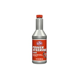 STP Power Steering Fluid - 12 oz Protects Power Steering Systems Against Wear And Breakdown And Stop Or Reduce Loss Of Fluid Caused By Leaky Seals-SehgalMotors.Pk