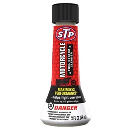 STP Motorcycle Fuel System Cleaner - 29 ML-SehgalMotors.Pk