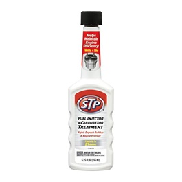 STP Fuel Injector & Carburetor Treatment - 5.25 Oz-SehgalMotors.Pk