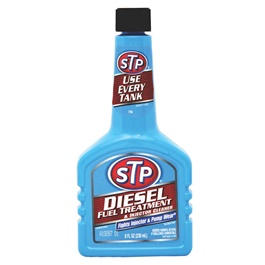 STP Diesel Treatment & Injector Cleaner - 236ML-SehgalMotors.Pk