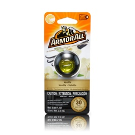 Armor All Vent Air Freshener Car Perfume FragranceVanilla - 2.5 ML-SehgalMotors.Pk