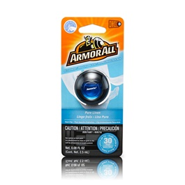 Armor All Vent Air Freshener Car Perfume FragrancePure Linen 2.5 ML-SehgalMotors.Pk