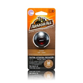 Armor All Vent Air Freshener Car Perfume Fragranceleather - 2.5 ML-SehgalMotors.Pk
