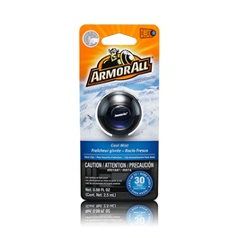 Armor All Vent Air Freshener Car Perfume FragranceCool Mist - 2.5 ML-SehgalMotors.Pk