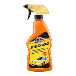 Armor All Speed Wax Spray | | ShinIng Look | Polsih Spray | Slick Shine Look | Cleaner Wax | Formulated Color Enhancers-SehgalMotors.Pk