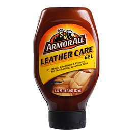 Armor All Leather Care Gel | Leather Care Product | Leather Polish | Leather Cleaning  | Leather Wax | Car Seat Cover Leather Wax | Leather Cleaner | Leather Cleaner Polish-SehgalMotors.Pk