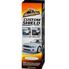 Armor All Custom Shield Clear - 14oz-SehgalMotors.Pk